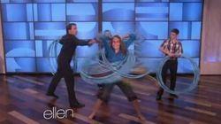 Prairie Teen Wins Ellen's Talent
