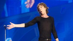 Rolling Stones Play First Show Since L'Wren Scott's