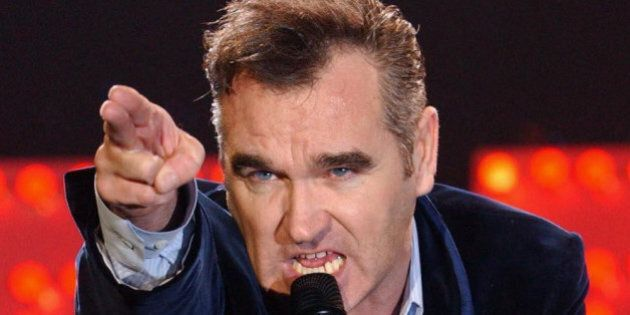 RETRANSMITTING WITH CORRECT NAME.File photo dated 28/08/04 of former Smiths frontman Morrissey, who is...