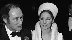 Streisand Posing With Pretty Much Every Famous Person