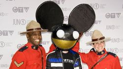 Deadmau5 And Disney In Goofy Trademark