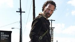 LOOK: Rick Still Badass In 'Walking Dead' Season 5
