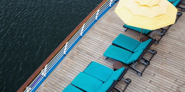 Five Reasons to Take a Cruise This