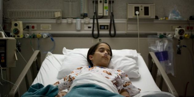 Surgery Wait Times For Kids In Canada Are The Same Across Socioeconomic