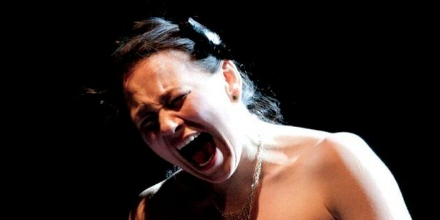 Polaris Prize 2014: Tanya Tagaq 'Animism' Beats Drake, Arcade Fire For Best Canadian