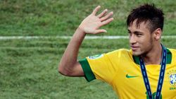 Brazilian Star Says Thanks From Off The