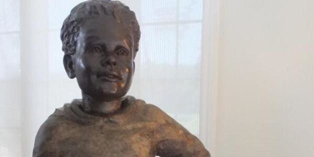 Jeffrey Baldwin's Statue Will Feature A Superman Logo, DC Entertainment