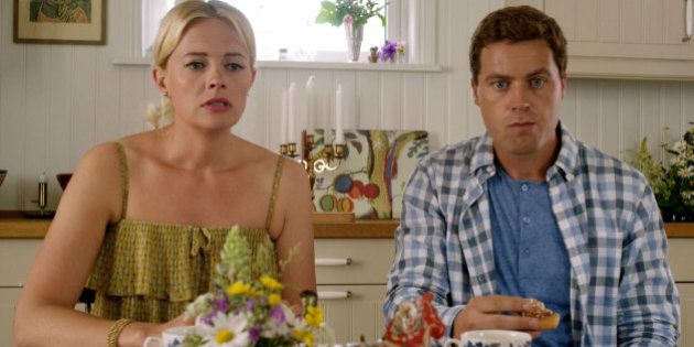 Greg Poehler On 'Welcome To Sweden' And Working With His Sister,