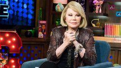 Celebrities Mourn Joan
