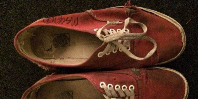 Mac DeMarco Sells His Beat-Up Shoes For $25,000 On eBay