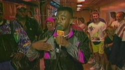 MMVAs Throwback Thursday: Maestro Fresh Wes Opens 1990 Video
