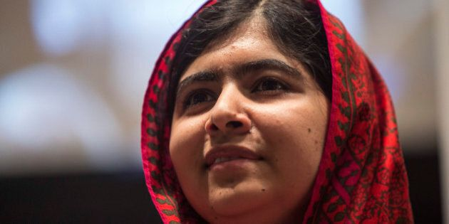NEW YORK, NY - AUGUST 18: Malala Yousafzai, an education and women's rights activist, attends a conference...