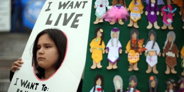 We've Forgotten the Children of Canada's Missing and Murdered Indigenous