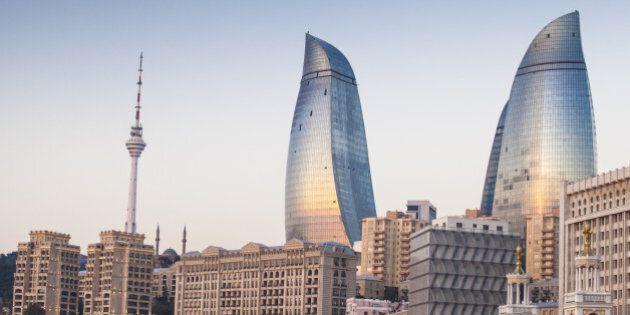 Baku, Azerbaijan: Walking The Crossroads Between Asia And