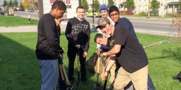 Pickering's Dunbarton High Named 'Greenest School On