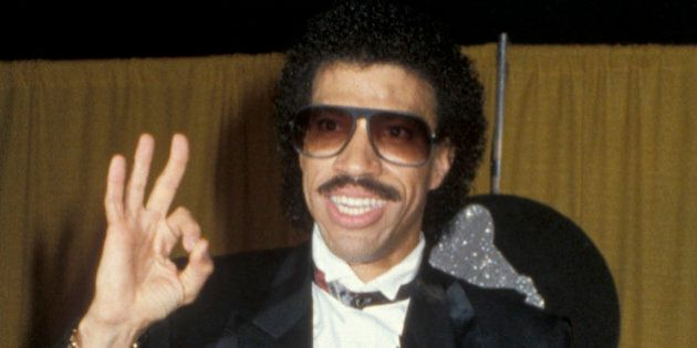 LOS ANGELES - FEBRUARY 26: Musician Lionel Richie attends 27th Annual Grammy Awards on February 26, 1985...