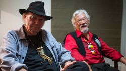 Neil Young Says Pipelines Are 'Scabs On Our