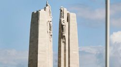 Canadian War Memorials Around the