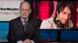 WATCH: CBC's Rex Murphy's Epic Ghomeshi