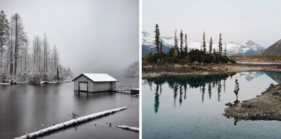 Travelling Through the Lens of Canada's Top