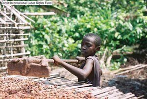 Give Valentine's Gifts That Are Child Labour