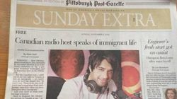 Newspaper Blames Ghomeshi Gaffe On Deadlines, 'Not