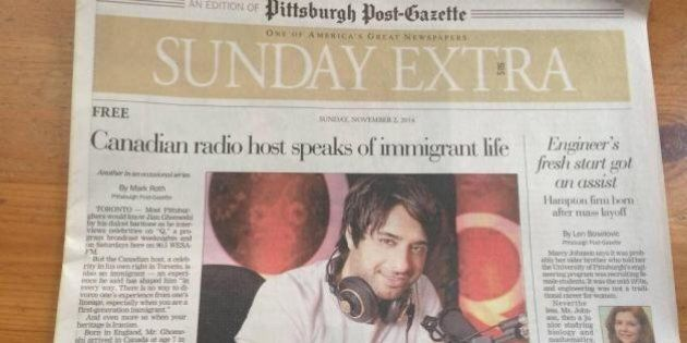 Pittsburgh Newspaper Blames Ghomeshi Gaffe On Deadlines, 'Not