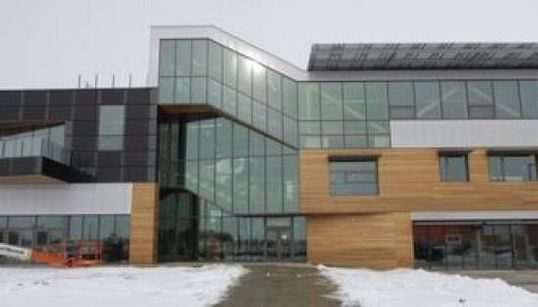 Welcome to Canada's First Net-Zero Commercial
