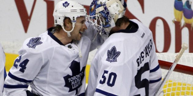 Forbes: Toronto Maple Leafs NHL's Most Valuable
