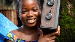 The Gift of Radio for Children Facing