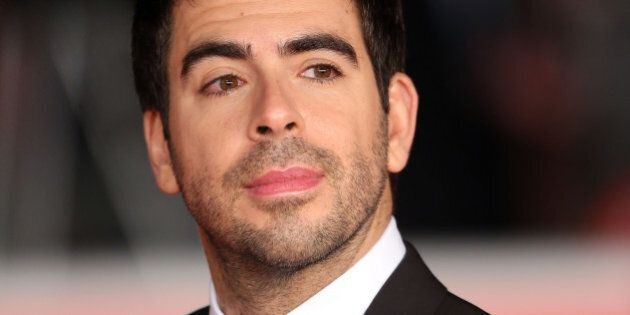 ROME, ITALY - NOVEMBER 12: Eli Roth attends 'The Green Inferno' Premiere during The 8th Rome Film Festival...