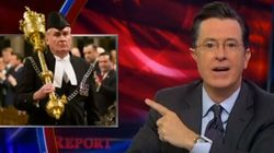 'Look At That Magnificent Bastard': Vickers Changes Colbert's Mind About
