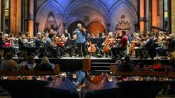 A True Apotheosis For The NAC Orchestra At The Salisbury Cathedral in