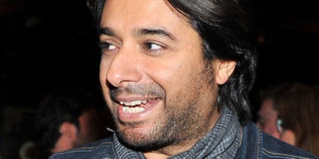TORONTO, ON - SEPTEMBER 11:  Radio broadcaster Jian Ghomeshi attends 'The Voices' TIFF party hosted by GREY GOOSE Vodka and Remstar Films on September 11, 2014 at Weslodge in Toronto, Canada.  (Photo by Sonia Recchia/Getty Images for GREY GOOSE Vodka)