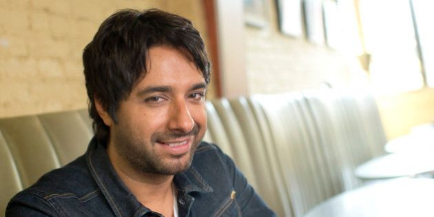 30 August 2012. Big interview with CBC star Jian Ghomeshi on the occasion of his new book about his youth...