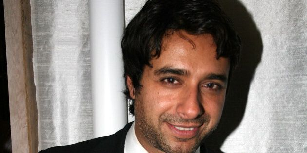 TORONTO, ON - SEPTEMBER 11: CBC radio personality Jian Ghomeshi at Pears on the Avenue on September 11,...