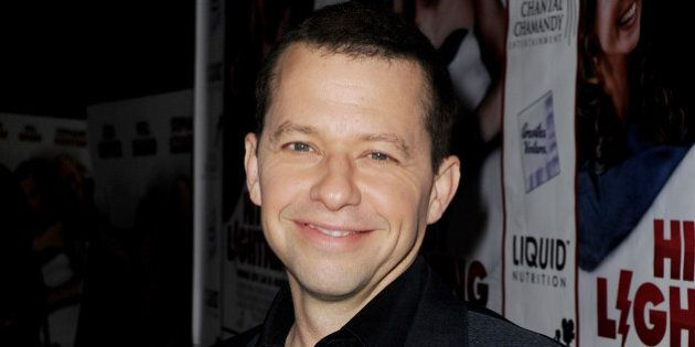 LOS ANGELES, CA - OCTOBER 27: Actor Jon Cryer arrives at the premiere of 'Hit By Lightning' at the Arclight Theatre on October 27, 2014 in Los Angeles, California. (Photo by Kevin Winter/Getty Images)