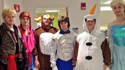 The Boston Bruins Warmed Our Hearts In 'Frozen'