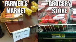 New Farmer's Market In Attawapiskat Sells Food That's Actually
