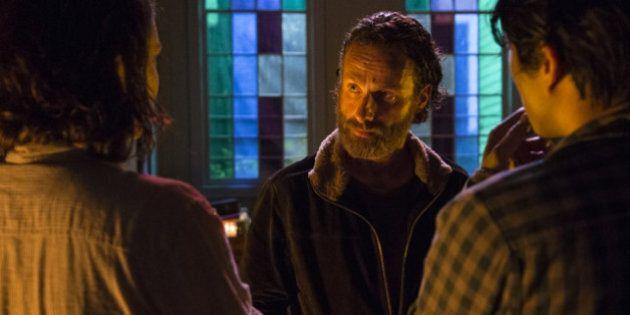 'The Walking Dead' Season 5, Episode 3 Recap: An Unexpected
