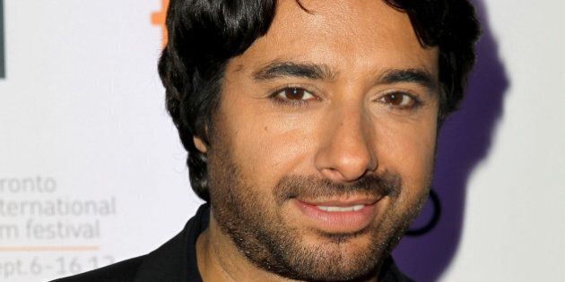 TORONTO, ON - SEPTEMBER 08: TV personality Jian Ghomeshi attends the Rising Stars 2012: TIFF Canadian...