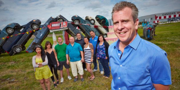 'Canada's Worst Driver' Review: Are These The Lowest Of The