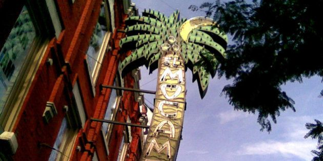 El Mocambo's Iconic Neon Palm Tree Sign For Sale On eBay After 68