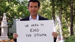 WATCH: We Need To End The Stigma Around Mental