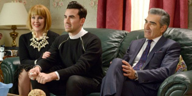 'Schitt's Creek' Premiere Date On CBC: Eugene Levy, Catherine O'Hara Comedy Coming In