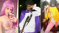 These Music Celeb Halloween Costumes Are Rocking Our