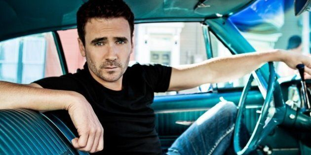 Allan Hawco Reflects On Last Season Of 'Republic Of