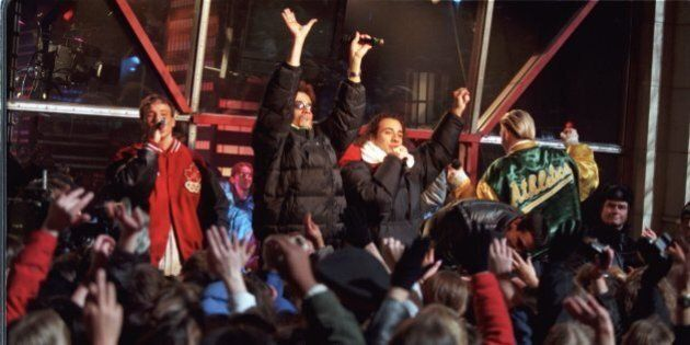 Backstreet Boys: Montreal Radio And A MuchMusic Gig Made Our