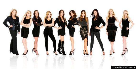 'Hockey Wives,' W Network Series, Introduces You To The 'Captains Off The