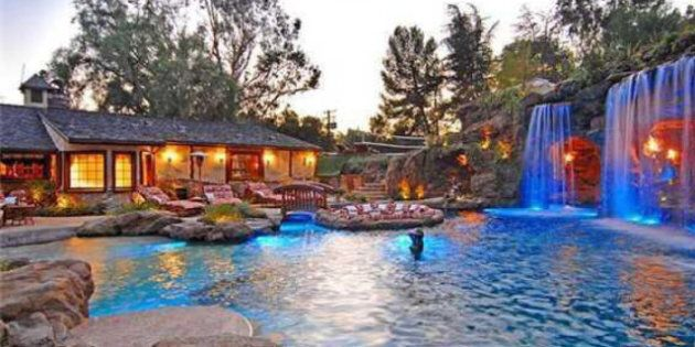 Celebrity Homes: Music Stars, They're Just Like Us -- Except Their Insane